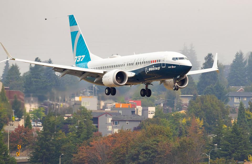 EASA признала Boeing 737 MAX безопасным
