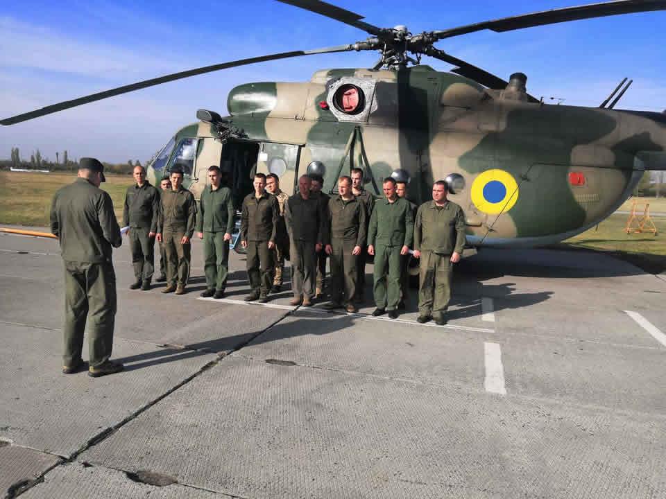 На авиабазе НГУ состоялись сборы штурманов