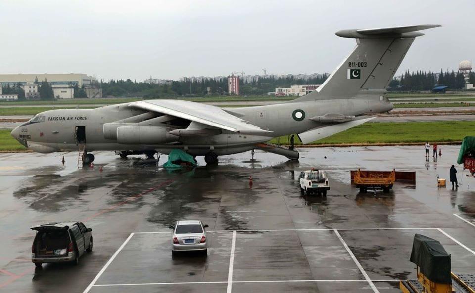 Украина начала выполнение контракта по ремонту пакистанских Ил-78