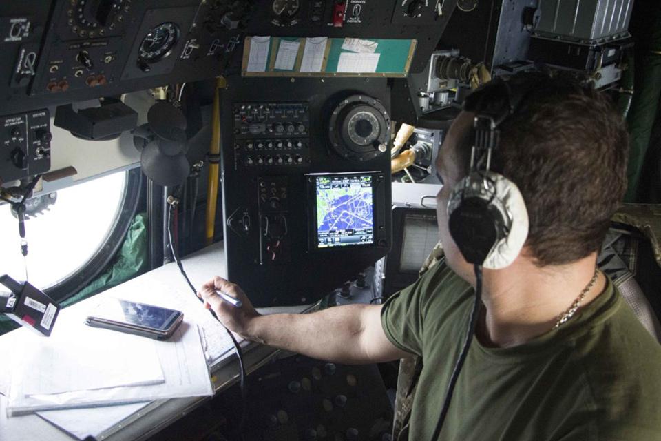 Вертолет авиабригады ВМС участвовал в совместных с британцами  тренировках типа PASSEX