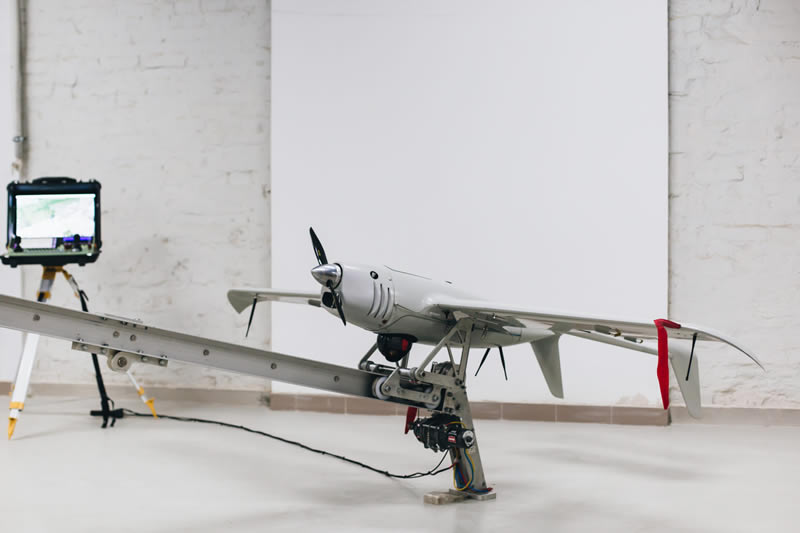 Беспилотник Skyeton ACS-3 был модернизирован