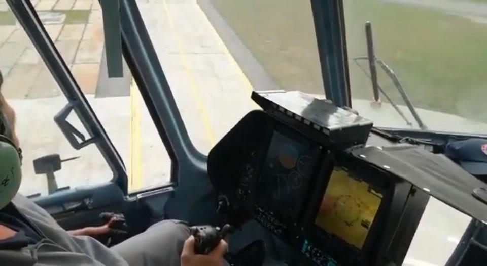 Начались летные испытания вертолетов Ми-8МСБ с новой системой экранной индикации