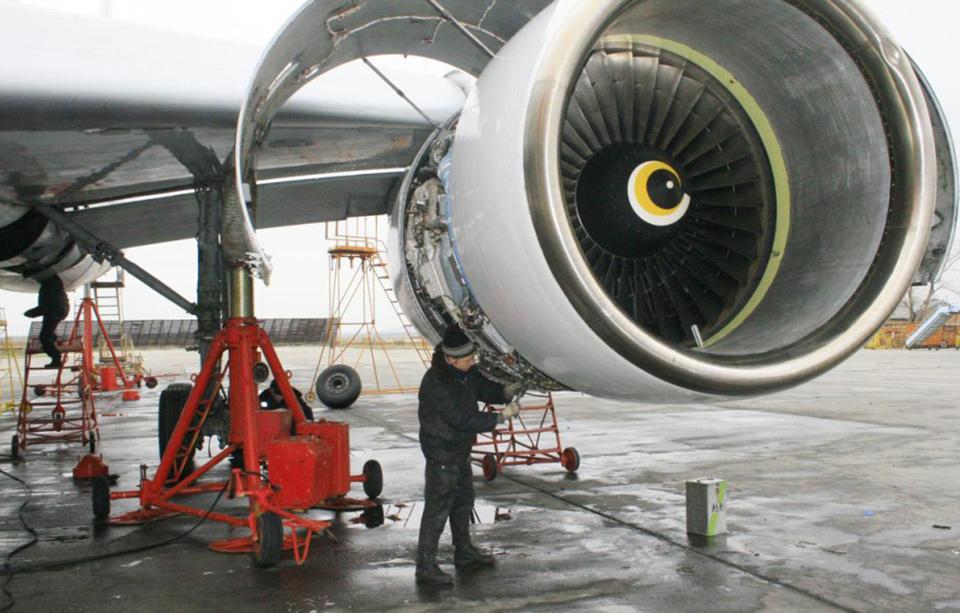 В ЦАПС Украэроруха подготовили программу изучения английского для авиатехперсонала