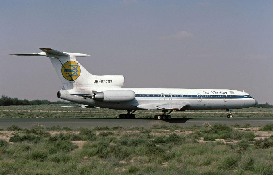 Ту-154 выполнил последний регулярный рейс