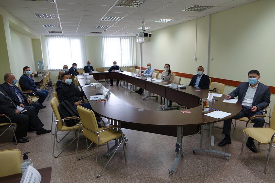 В Украэрорухе проходит обучение группа казахских специалистов