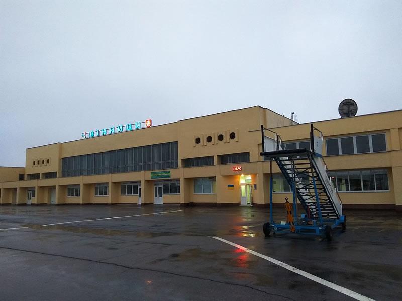 Реконструкция винницкого аэропорта - откладывается. Насколько?