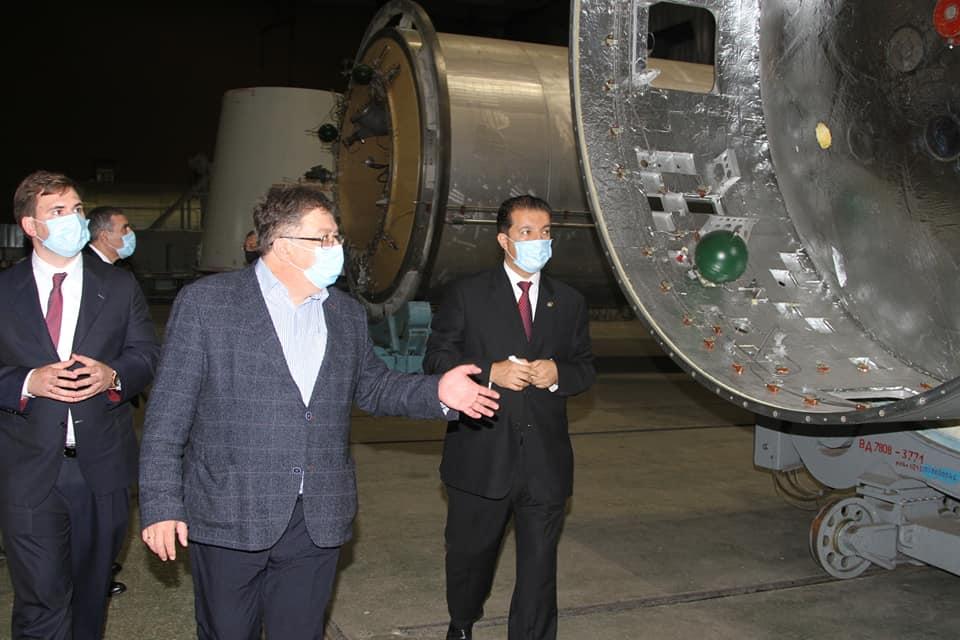 Афганистан заинтересован в сотрудничестве в космической отрасли