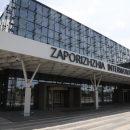 В запорожском аэропорту пассажир угрожал взорвать самолет