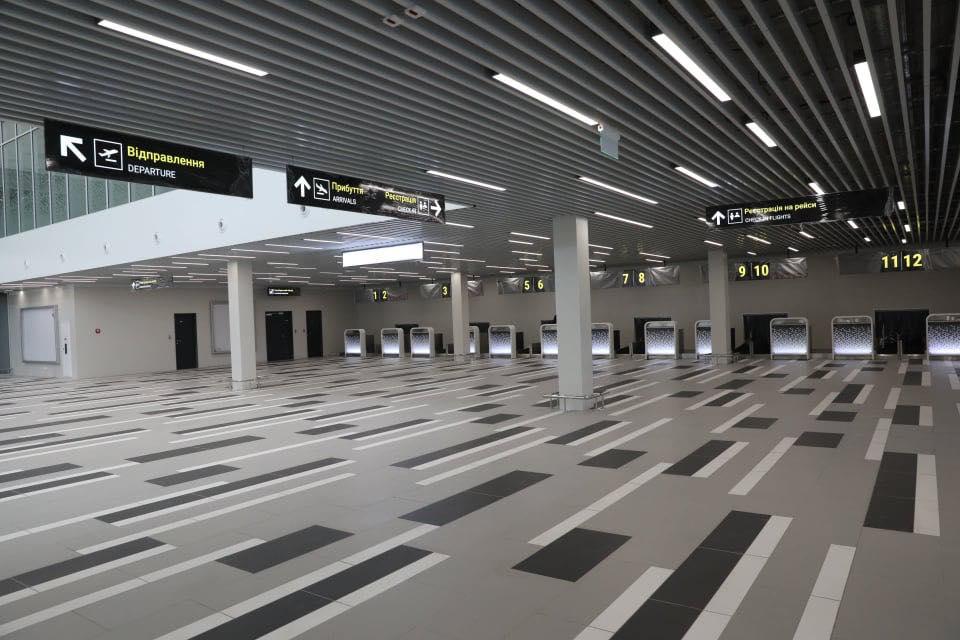 В аэропорту Запорожья работают инклюзивные сервисы для людей с недостатками слуха