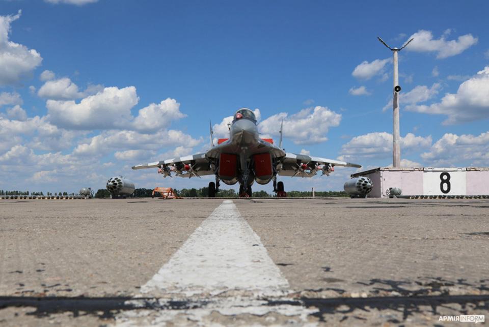 Тип перспективного боевого самолета для ВСУ не определен