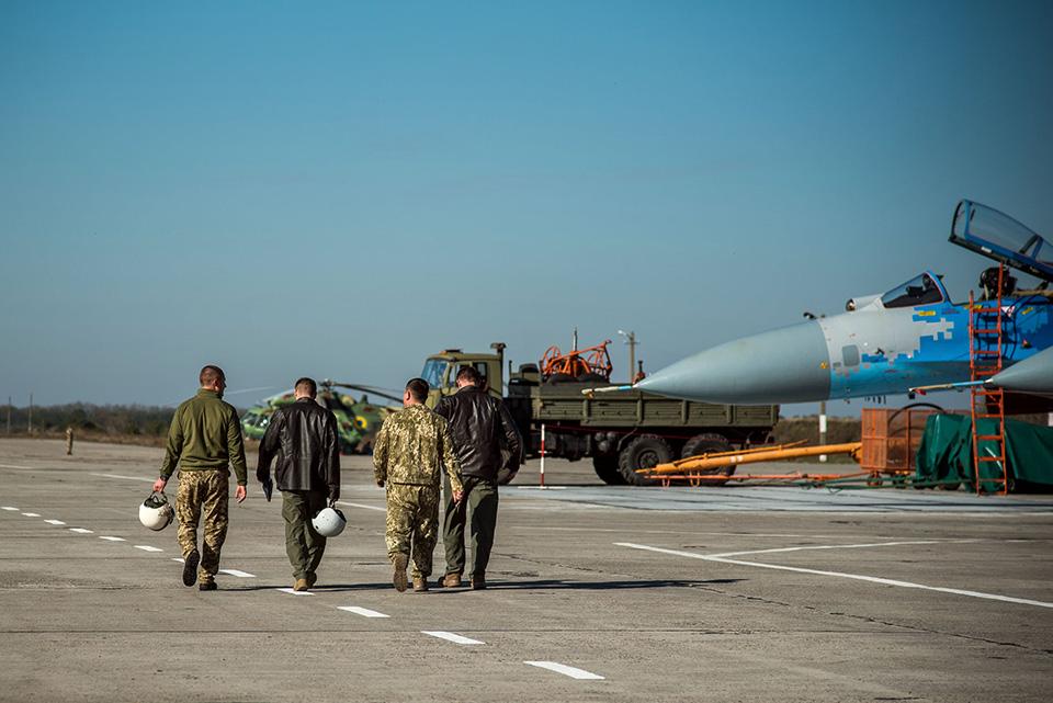 Миргородские авиаторы  подтвердили высокий уровень подготовки