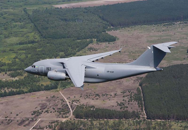 Военные медики уточнили свои требования к Ан-178Т