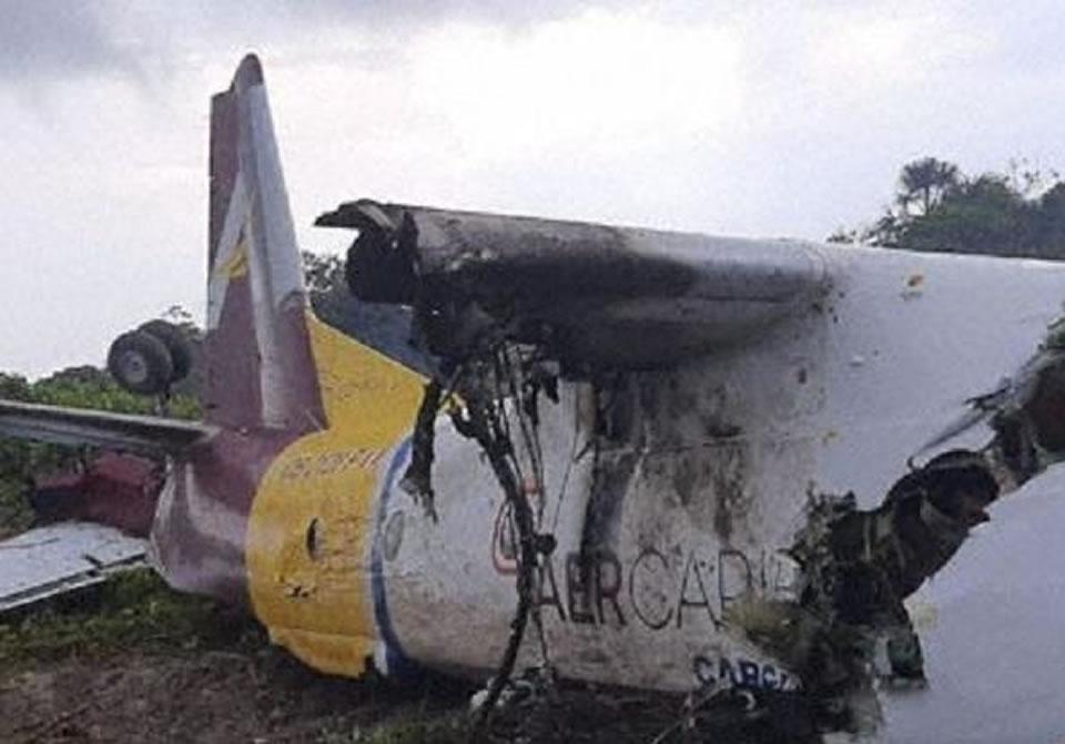 НБРГА раскрыло причину происшествия с Ан-32 в Перу