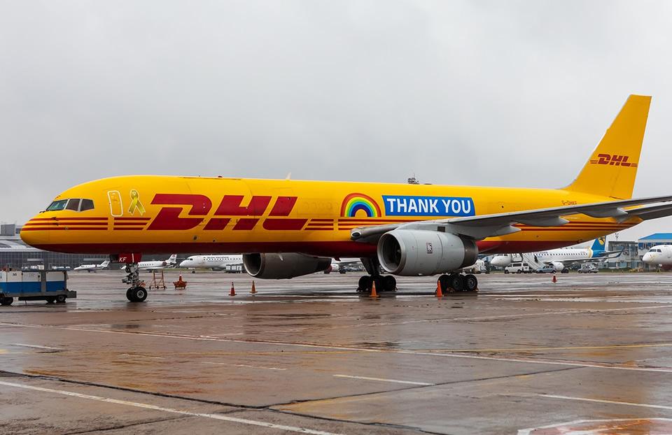 Гендиректор DHL Express в Украине: никто не может заменить МАУ