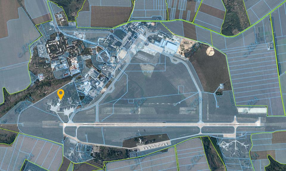 Фининфрапроект решает вопрос с землей в аэропорту