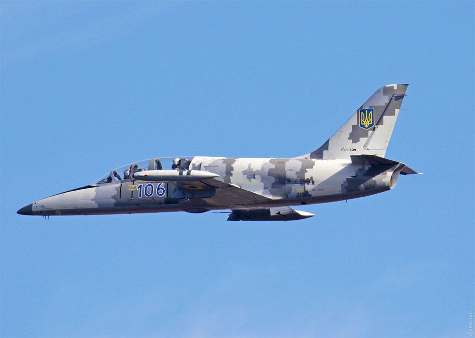 Одесский авиазавод модернизировал очередной самолет для ВС Украины
