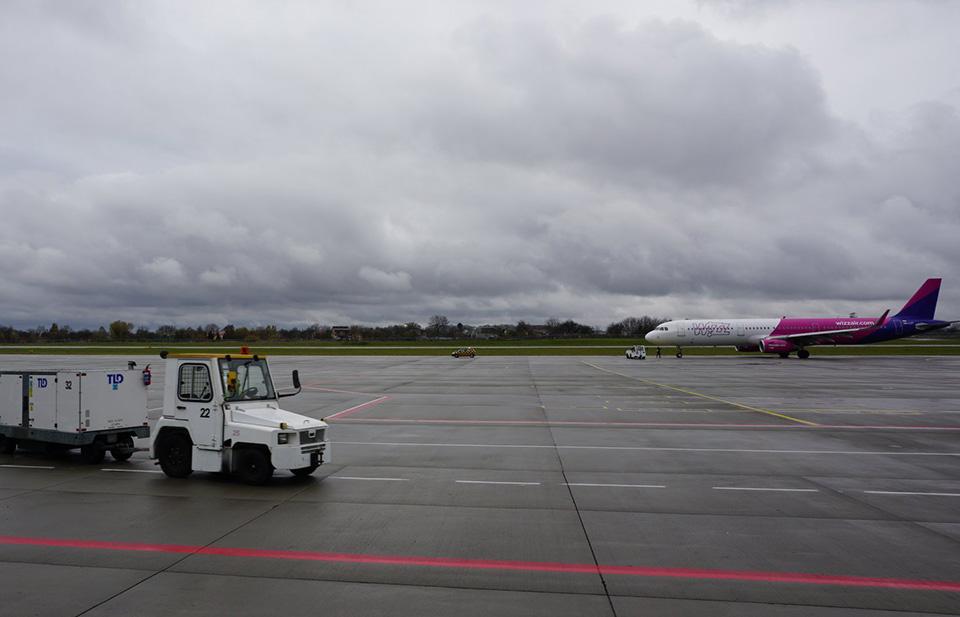 Аэропорт Львов готовится к сертификации аэродрома