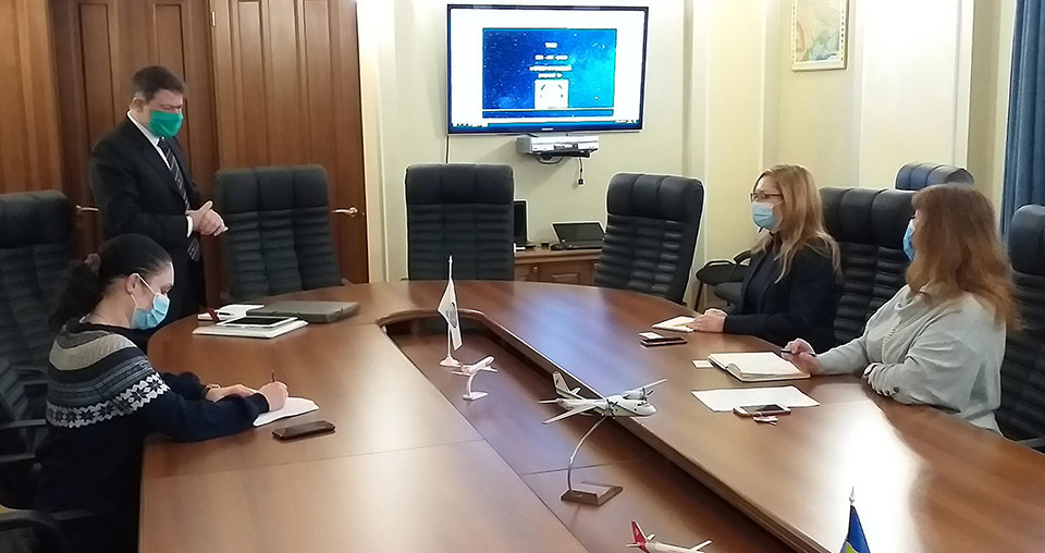 НАУ расширяет международное сотрудничество