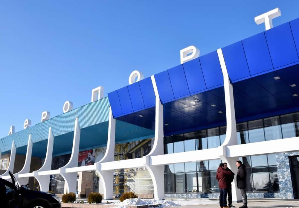 Николаевский аэропорт трижды не смог провести тендер на испытания радиотехнического и светосигнального ...