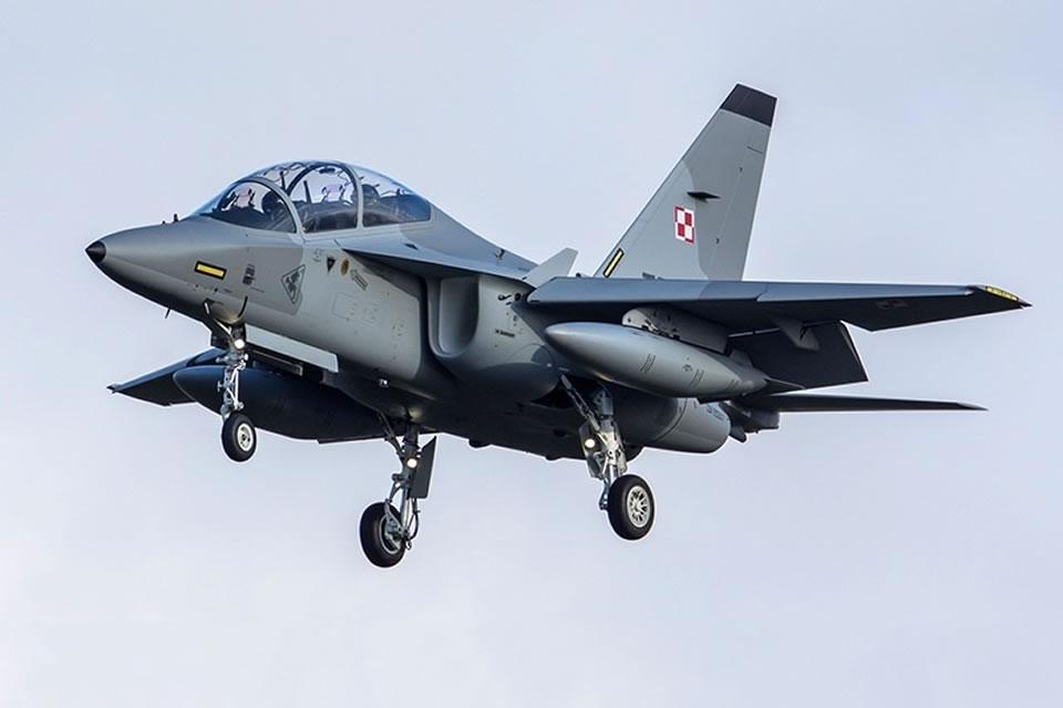 Польша получила заказанные учебно-тренировочные M-346