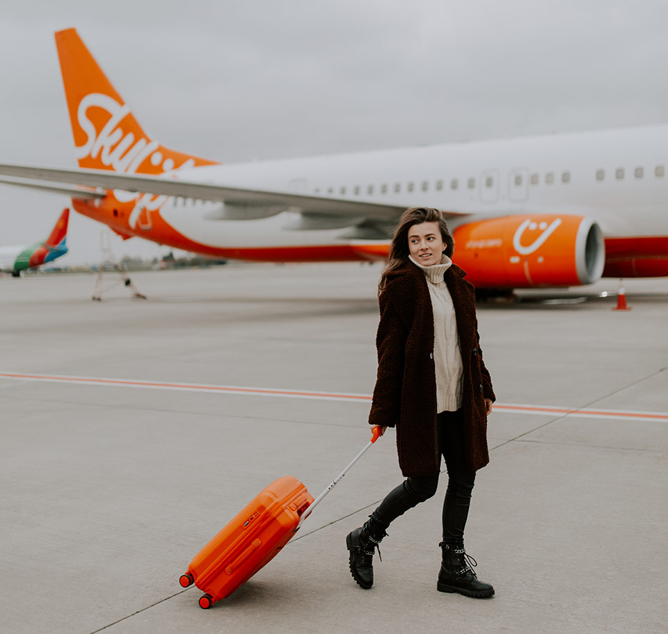 Еще больше подарков для друзей: SkyUp открывает услугу Upgrade baggage