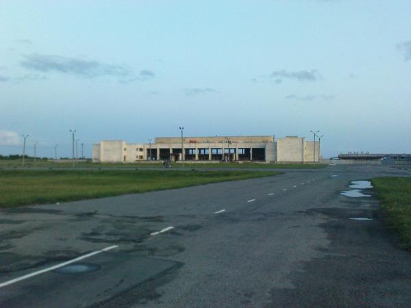 Украина снова предложила аэропорты туркам