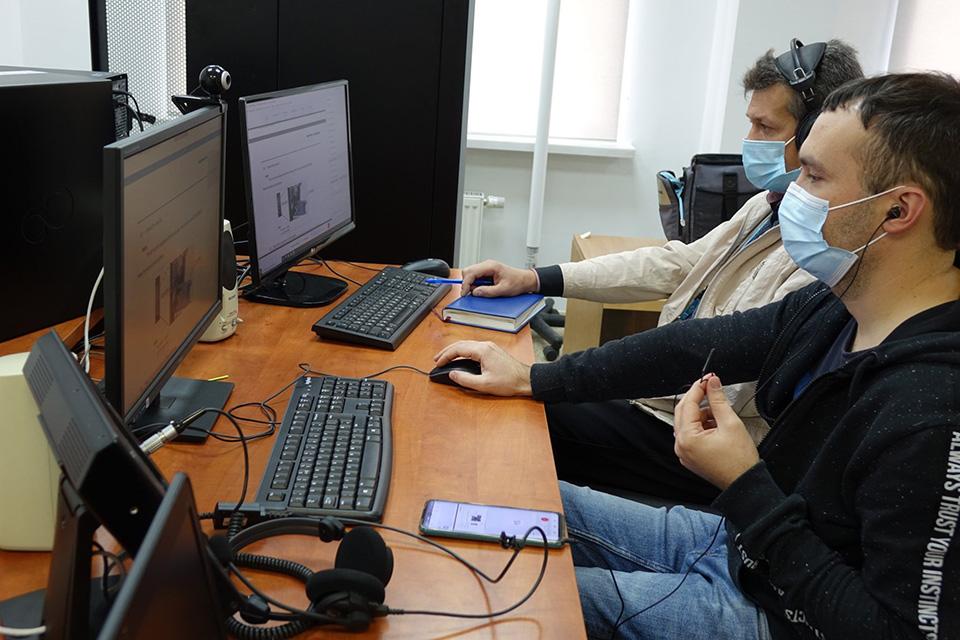 Персонал Украэроруха прошел подготовку по работе с системами компании Park Air Systems