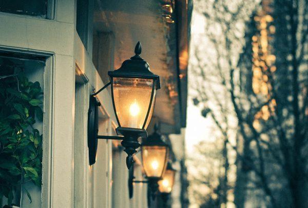 Большой выбор светильников уличных