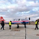 Новый украинский самолет поднялся в небо