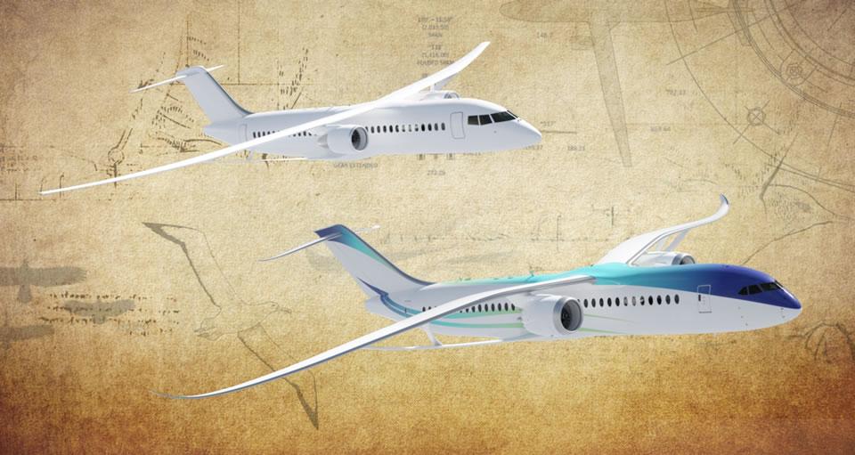 Высокопланы - будущее авиации?