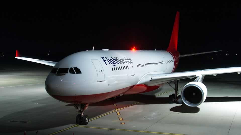 Новый самолет Windrose прибыл во Львов
