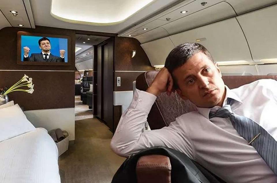 Создание авиакомпании Зеленского откладывается?