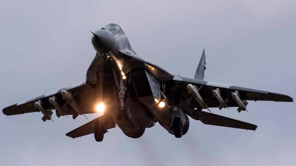 Севастопольская бригада тактической авиации заступила на боевое дежурство