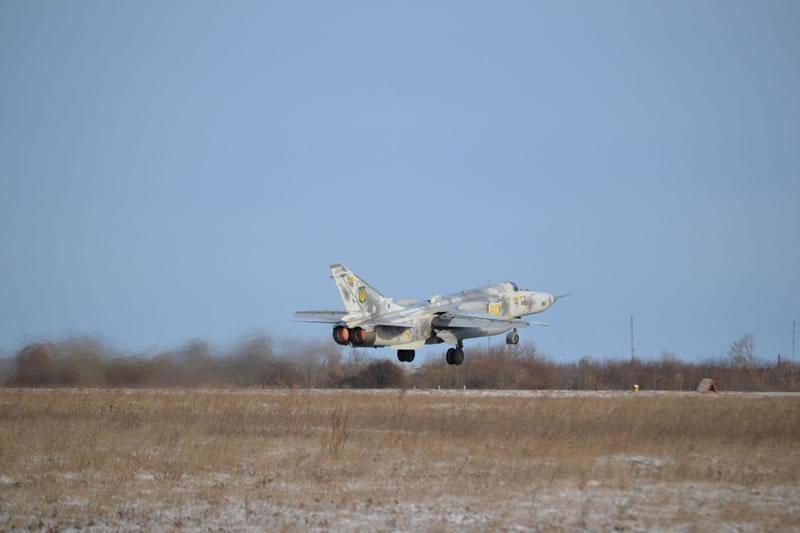 Украинские самолеты вооружат