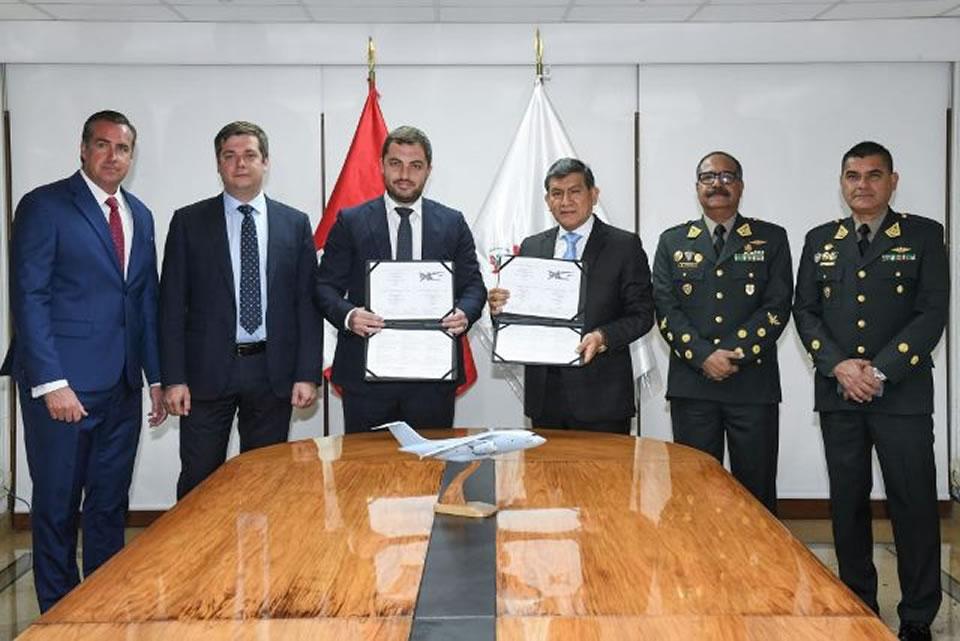 Украинская делегация побывала в Перу