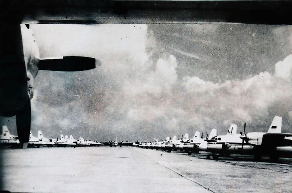 Ан-26 в небе Вьетнама. Как Ан-26 стал