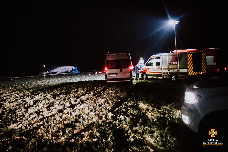 Катастрофа Ан-2 в Тернопольской области: назвали вероятную причину падения