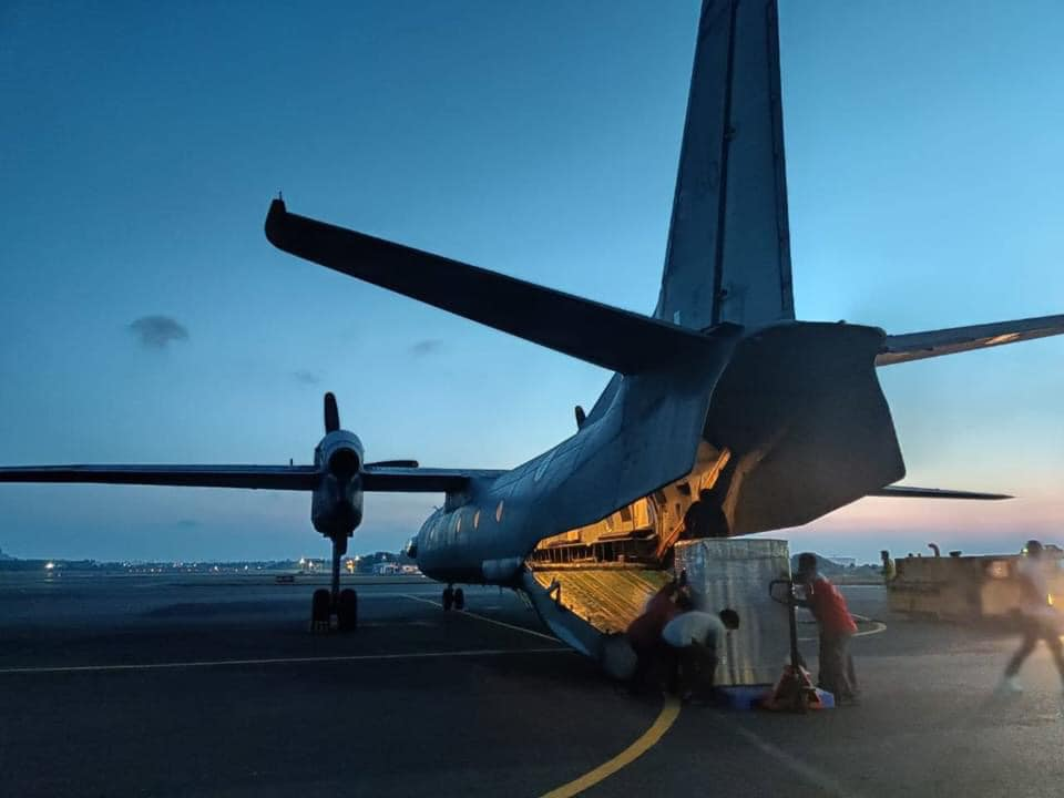 Российско-индийский проект по замене Ан-32 не дал результатов
