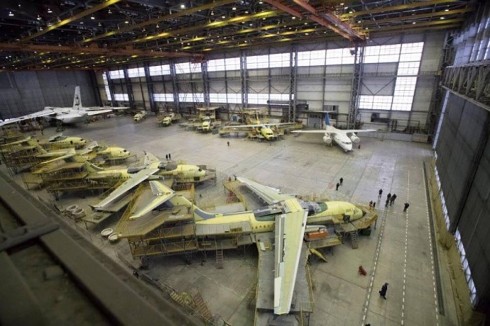 Предприятия авиапрома останутся в Укроборонпроме до корпоратизации