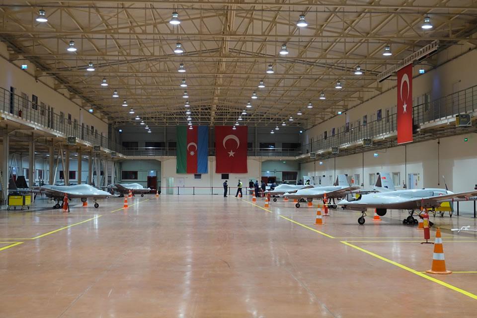 Bayraktar TB2 летают уже в четырех странах