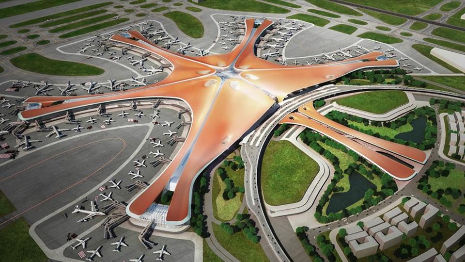 К строительству украинских аэропортов привлекут китайцев