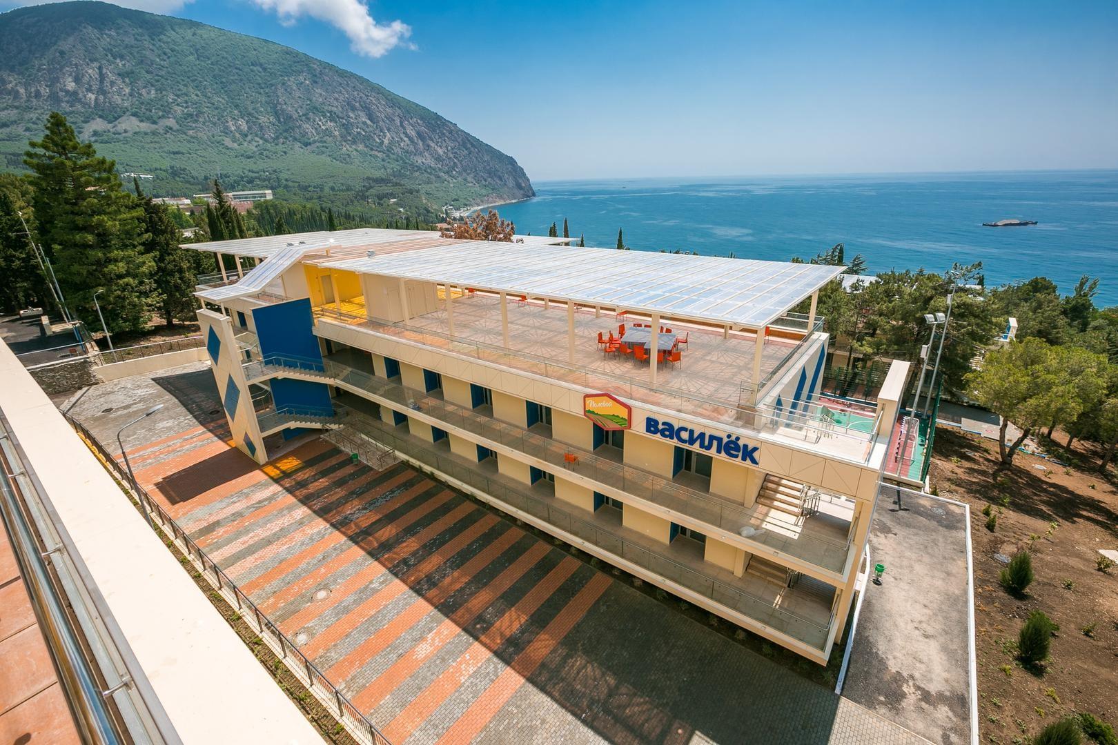 Лагерь Артек в Крыму - мечта любого школьника