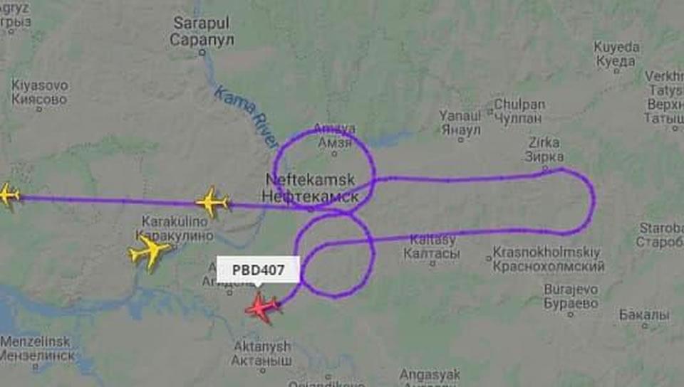 Российская авиакомпания Победа принуждала пилотов рисовать фаллос