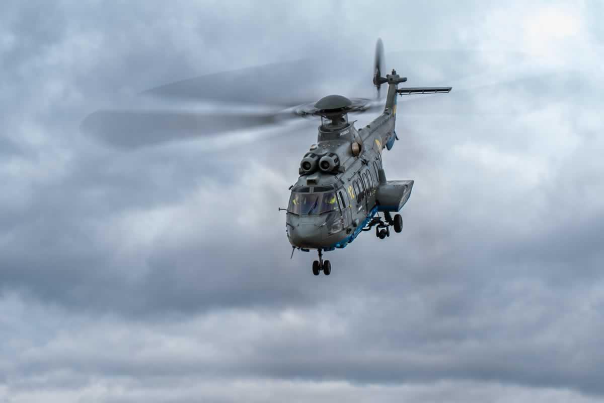 Еще три H225 должны прилететь в Украину до конца года