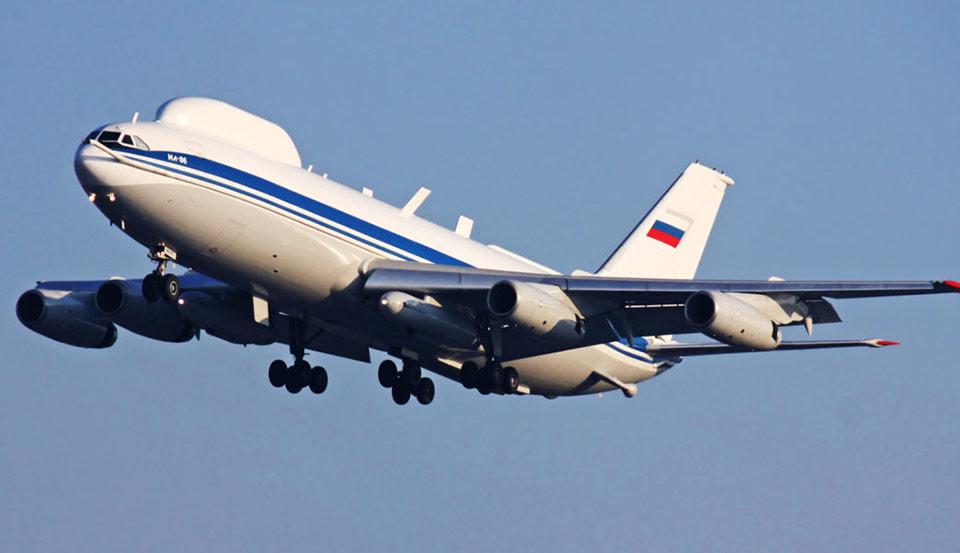 В России обокрали самолет «Судного дня»