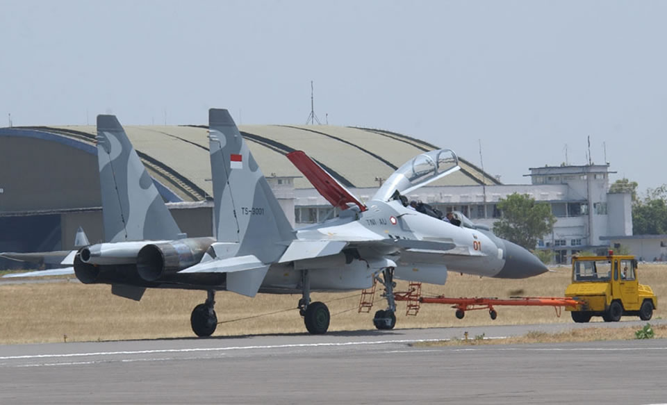 Индонезия отказалась от российских самолетов