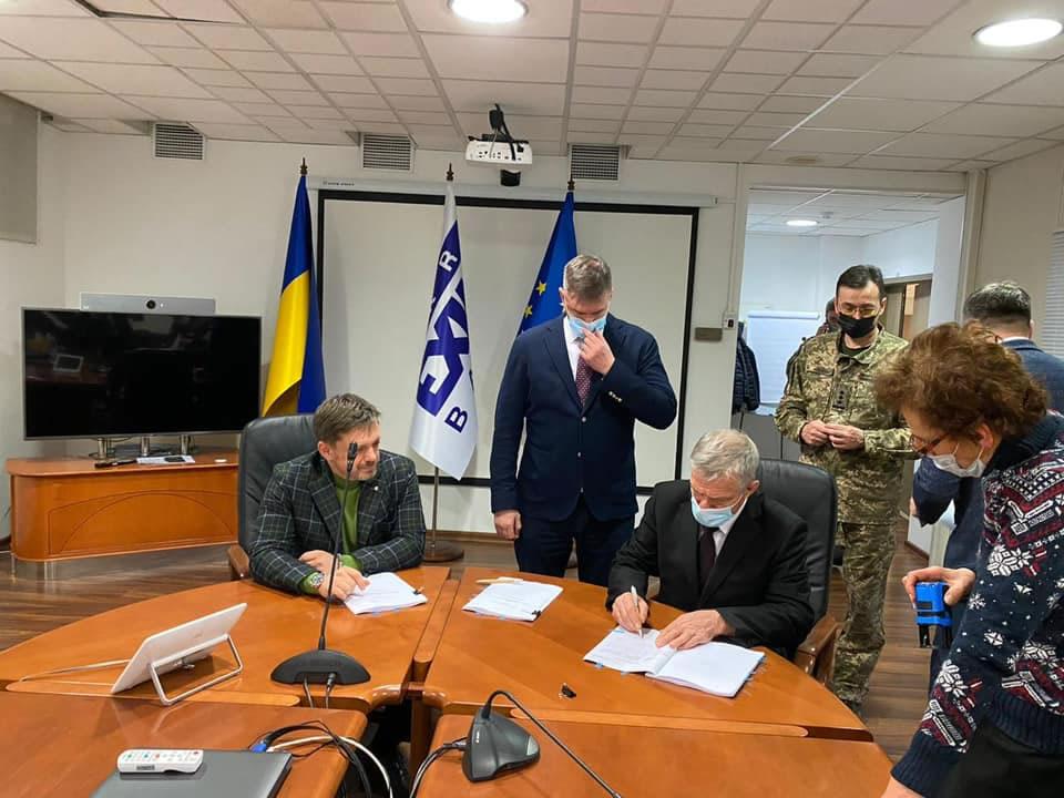 Подписан контракт на финансирование постройки Ан-178