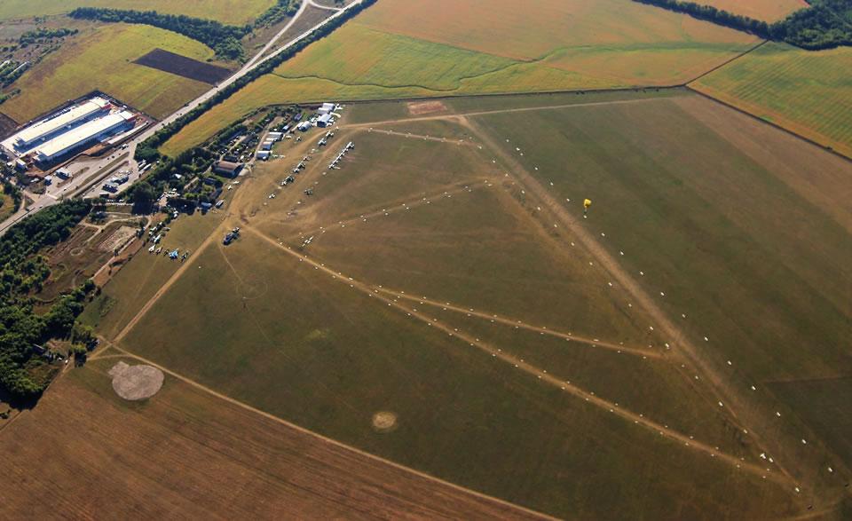 Харьковский аэроклуб обеспокоен планами уничтожить ВПП