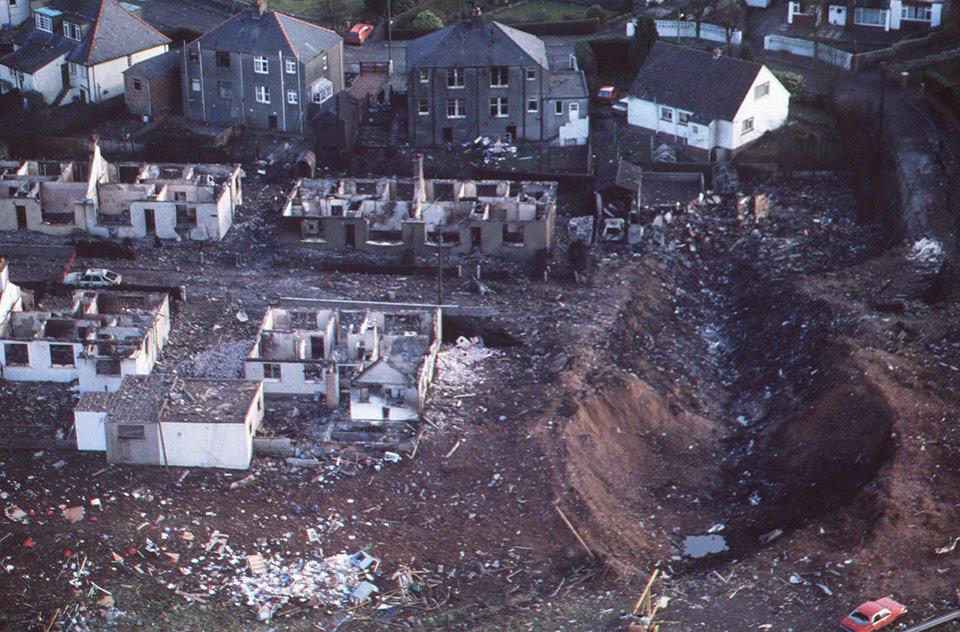 Минюст США выдвинет новые обвинения по катастрофе над Локерби