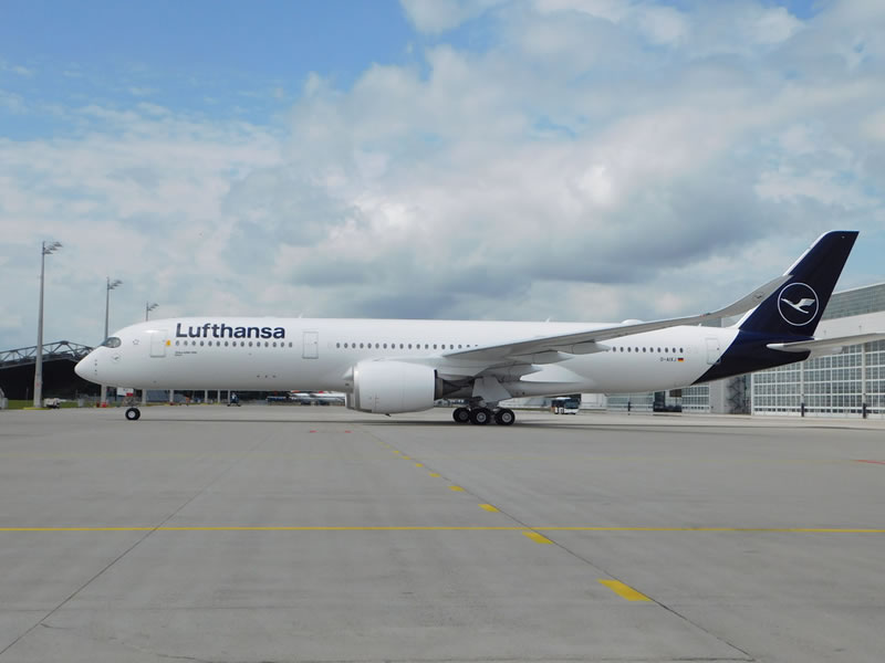 Lufthansa сократит 28 тысяч рабочих мест